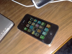 iPhone 4 - Obradjen :)